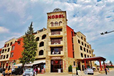 Почивка в Нобел