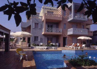 Почивка в Marilisa Apartments