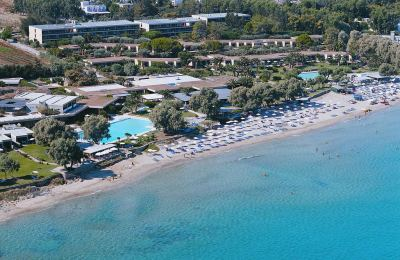 Почивка в Kernos Beach Hotel & Bungalows