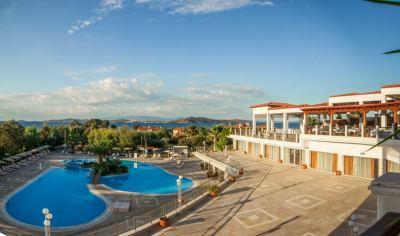 Почивка в Alexandros Palace Hotel & Suites