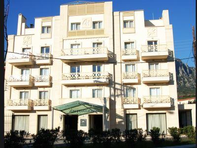 Почивка в Antoniadis Hotel