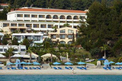Почивка в Aegean Melathron