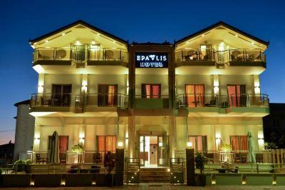 Почивка в Epavlis