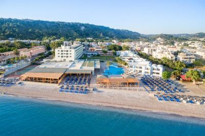 Почивка в Avra Beach Hotel & Bungalows