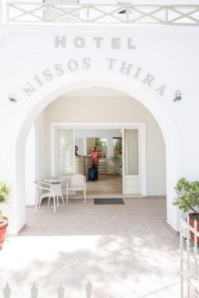 Почивка в Nissos Thira