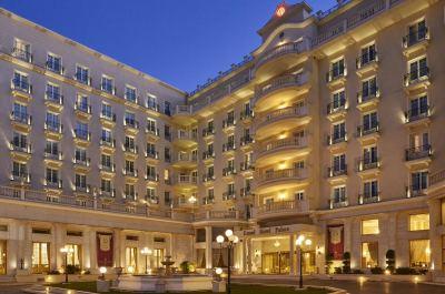 Почивка в Grand Hotel Palace