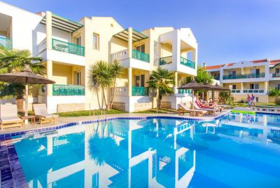Почивка в Aegean Sun Hotel Apartments