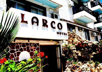 Почивка в Larco