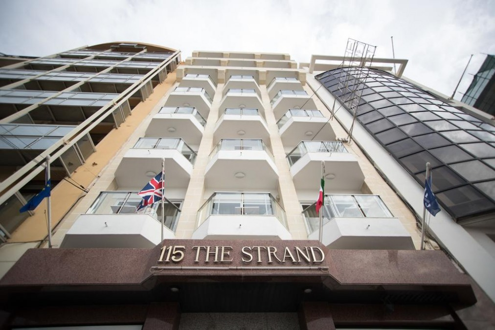 115 The Strand Hotel