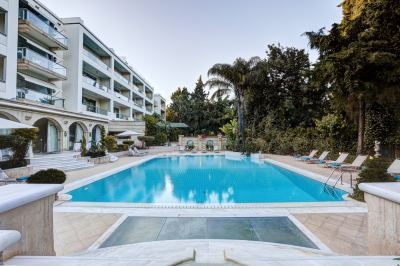 Почивка в Rodos Park Suites & Spa