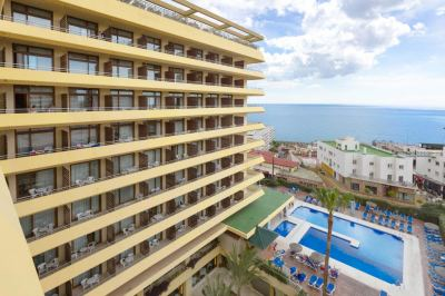Почивка в Blue Sea Gran hotel Cervantes