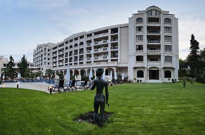 Почивка в Гранд хотел Приморец