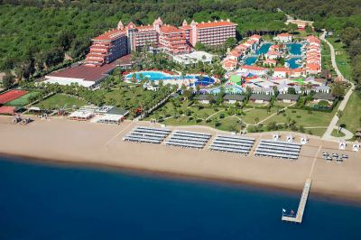 Почивка в IC Santai Family Resort