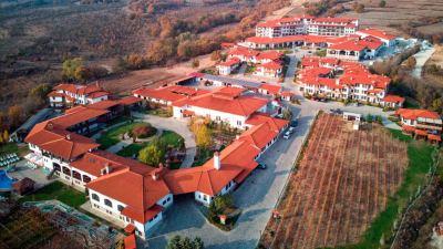 Почивка в Тракийска резиденция Старосел (комплекс Старосел)