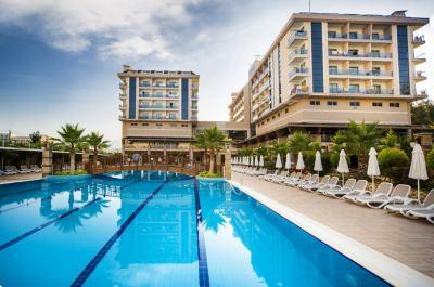 Почивка в Dizаlya Palm Garden