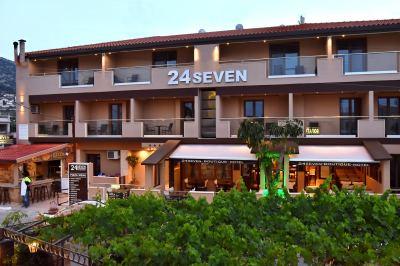 Почивка в 24 Seven Boutique Hotel