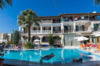 Почивка в Zante Plaza Hotel & Apartments