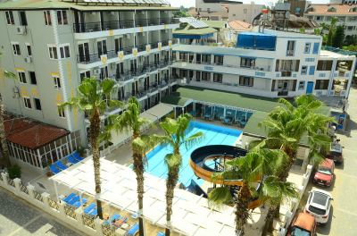 Почивка в Saygili Beach Hotel
