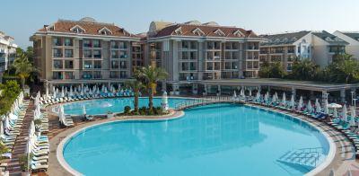 Почивка в Hotel Turan Prince