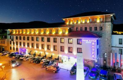 Почивка в Гранд хотел Янтра