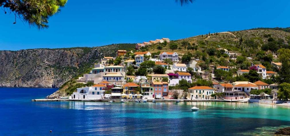 Хотели на остров Кефалония