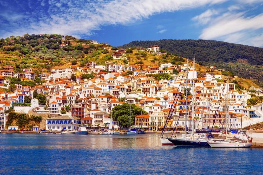 Хотели на остров Скопелос